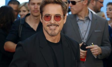 Robert Downey Jr World Premiere Spiderman