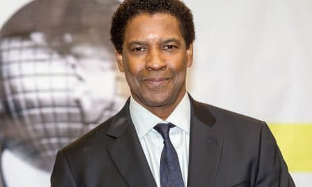 Actor Denzel Washington Attends 48th Naacp