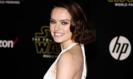 Daisy Ridley World Premiere Star Wars