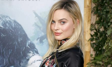 Margot Robbie Los Angeles Premiere The