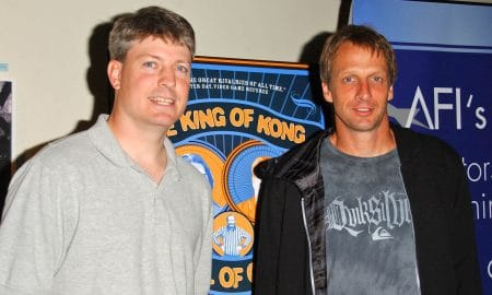 Steve Wiebe Tony Hawk Los Angeles