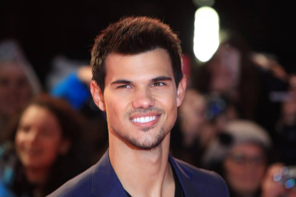 Taylor Lautner Arriving The Twilight Saga