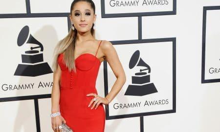 Ariana Grande 58th Grammy Awards Held
