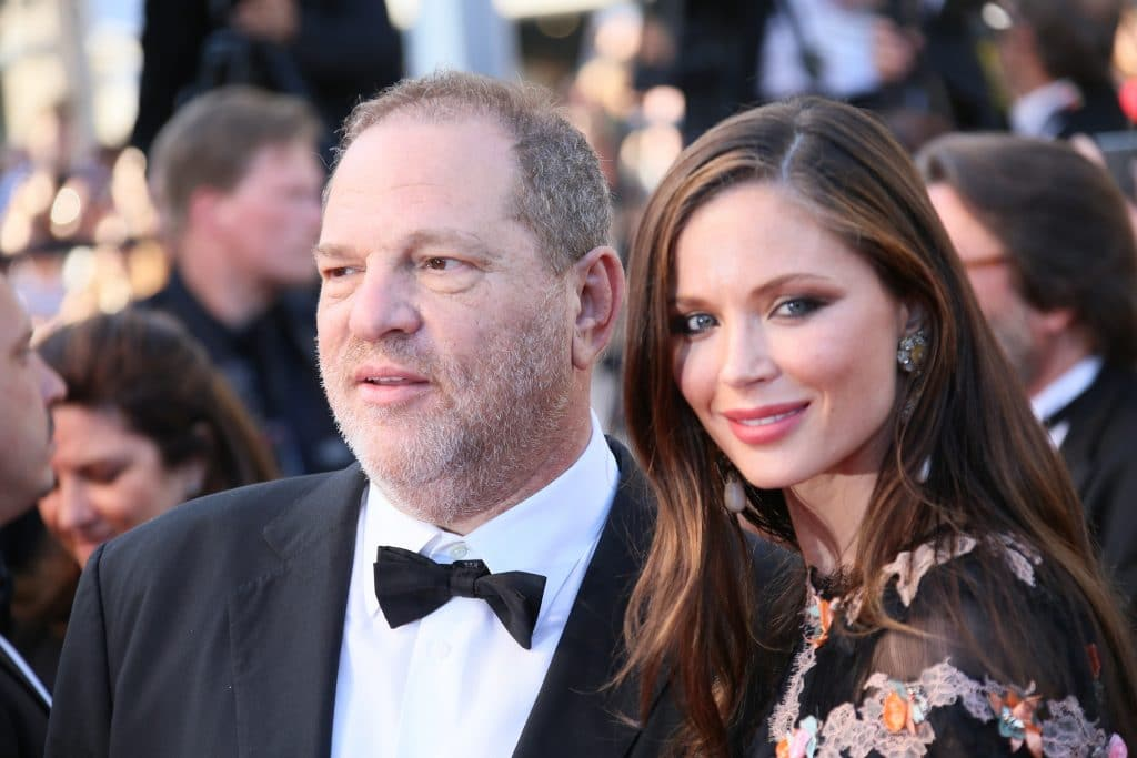 Harvey Weinstein Georgina Chapman Attends Little