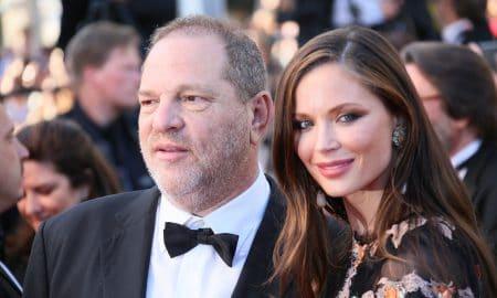 Harvey Weinstein Georgina Chapman Attends Little
