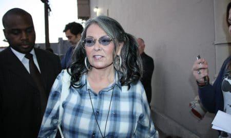 Hollywood July 18 Comedian Roseanne Talking