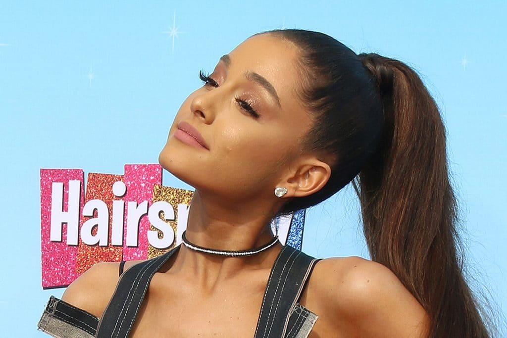 Los Angeles Nov 16 Ariana Grande