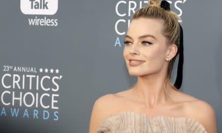 Margot Robbie 23rd Annual Critics Choice