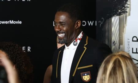 New Yorkjul 31 Idris Elba Attends
