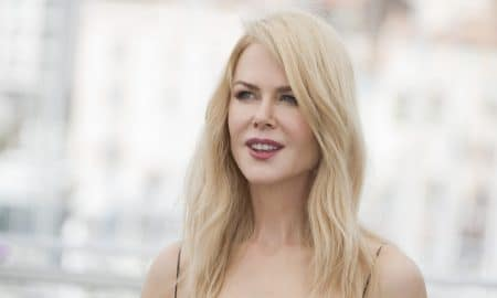 Actress Nicole Kidman Attends The Killing