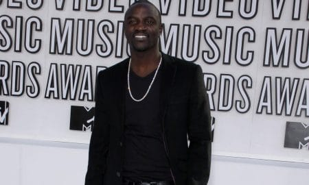 Akon 2010 MTV Video Music Awards