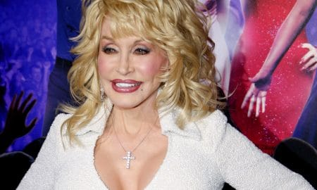Dolly Parton Los Angeles Premiere Joyful