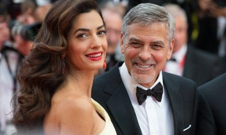 George Clooney Amal Clooney Money Monster