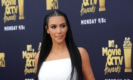 Kim Kardashian 2018 MTV Movie TV