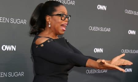 Los Angeles Aug 29 Oprah Winfrey