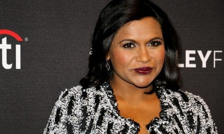 Mindy Kaling 11th Annual Paleyfest Fall