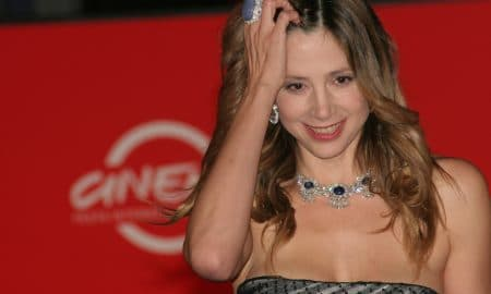 Rome October 25 Mira Sorvino Attends