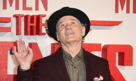 Bill Murray Attends UK Premiere The