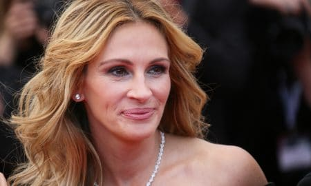 Julia Roberts Attends Money Monster Premiere
