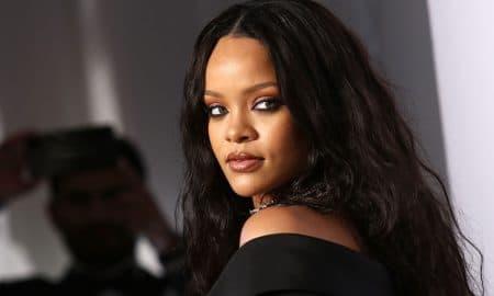 NEW YORK SEP 14 2017 Rihanna