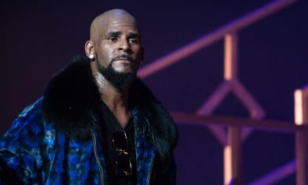 R Kelly Performs On Stage FOX