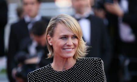 Robin Wright Attends Ismaels Ghosts Les