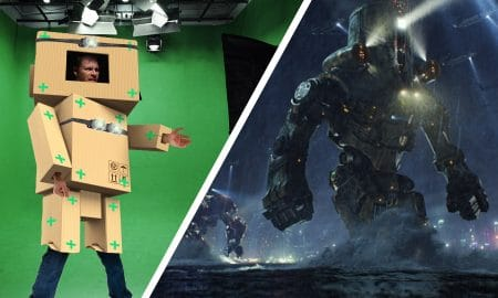Amazing Before & After Hollywood VFX Pacific Rim