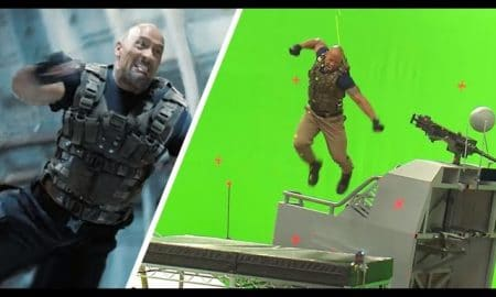 Amazing Before & After Hollywood VFX Fast & Furious 6